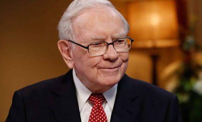 Warren Buffett lista dos homens mais ricos
