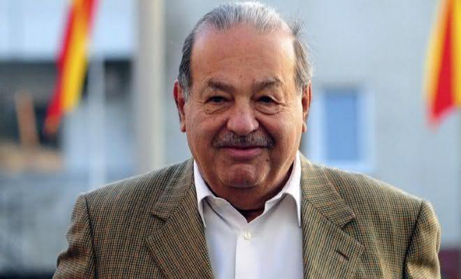 ranking Carlos Slim Helu entre as pessoas mais ricas
