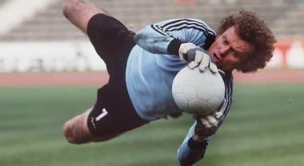 Sepp Maier entre os maiores goleiros de todos os tempos