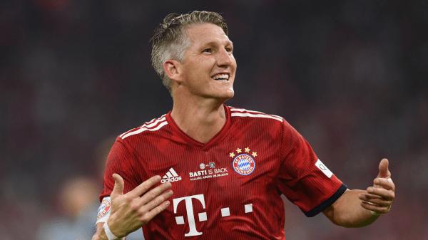 Bastian Schweinsteiger entre os melhores jogadores alemaes de todos os tempos
