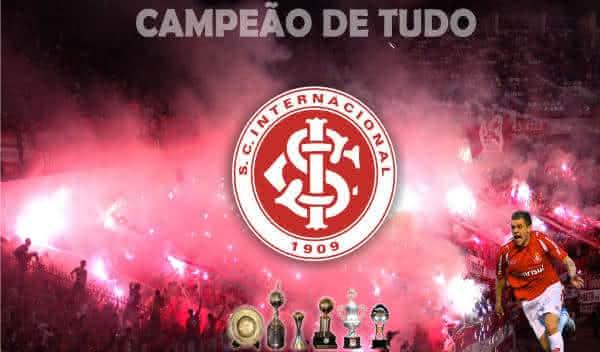 internacional entre os maiores campeões do Campeonato Brasileiro