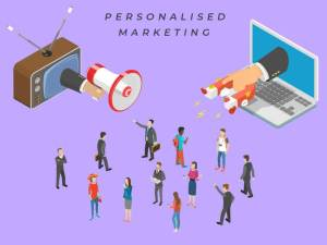 Data Driven – Personalised Campaigns