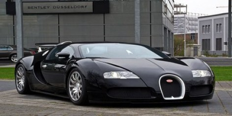 Bugatti Veyron-Fastest Cars In the World