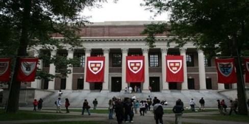 Harvard- Best Universities In the World