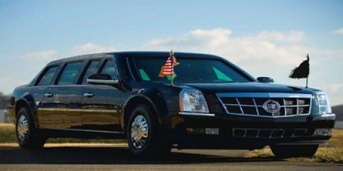 the beast- Best Limousine in the world
