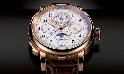 A. Lange & Sohne's Grand Complication