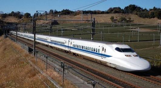 JR Central Shinkansen 1