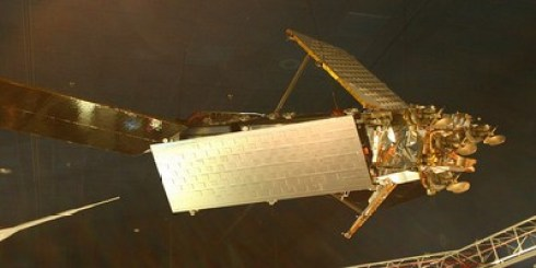 Iridium satellite 1