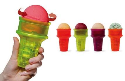 Automatic Ice Cream Cone