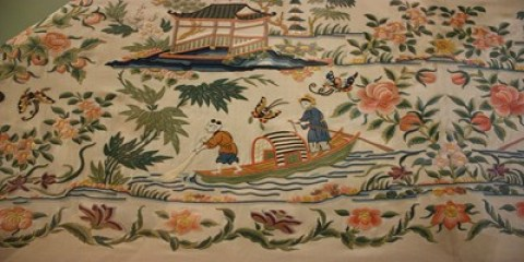 Silk - Inventions of Ancient China