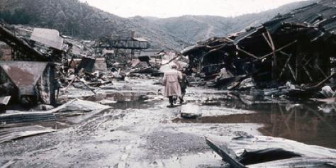 Valdivia Earthquake - 1960 - Largest Earthquakes Ever Recorded