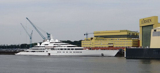 Azzam - Largest Superyachts