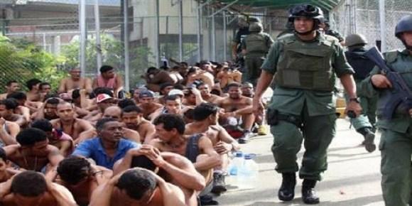 La Sabaneta Prison1