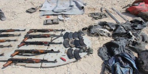 Illegal Weapon Trafficking1