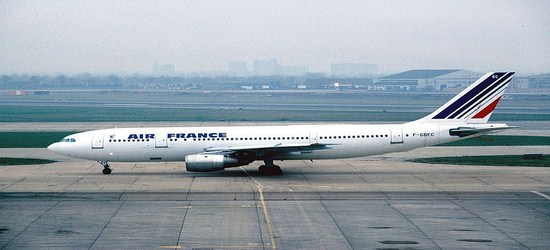 France Airlines Flight 8969