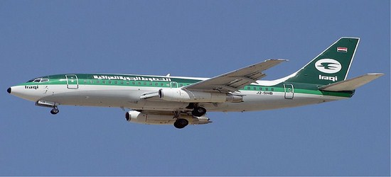 Iraqi Airways Flight 163