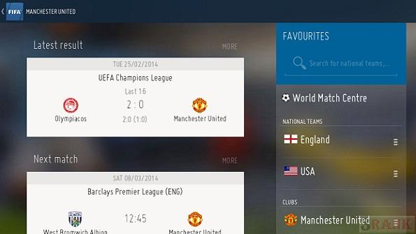 fifa - Best App to get Fifa World Cup Scores 2014