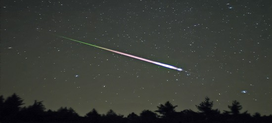 Friction Heat of Meteor