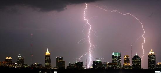Lightning Never Strike Same Place Twice