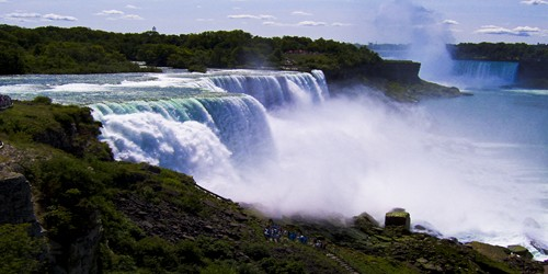 Niagara Falls - Places to Visit in the USA