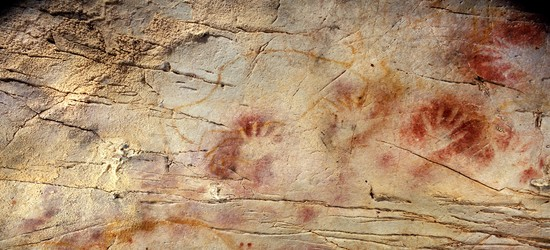Oldest Cave Painting - 40,800 years old