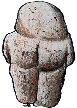 Oldest Sculpture - 400,000 years old
