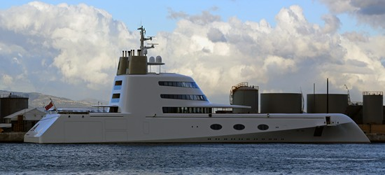 Superyacht MY A
