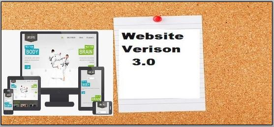 Website Version 3.0 - Futuristic Technology Ideas