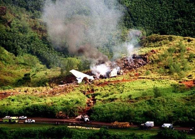 Korean Airlines flight 801
