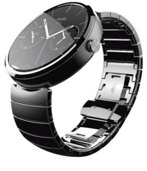 Moto 360 - Best Smartwatches 2014
