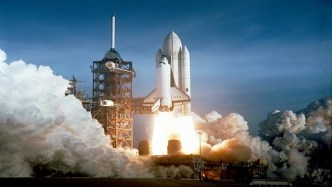 Space shuttle launch system