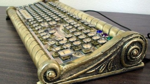 The Seafarer - Stylish PC Keyboards
