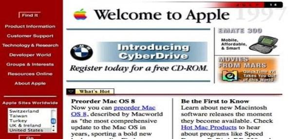 apple 1996