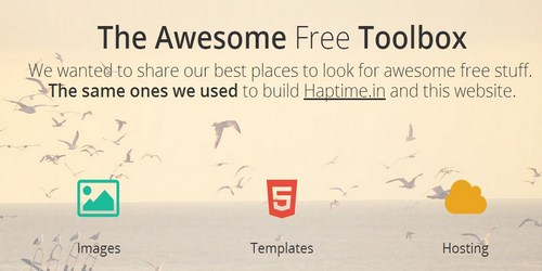 awesome free toolbox