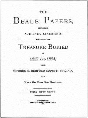 Beale Cipher