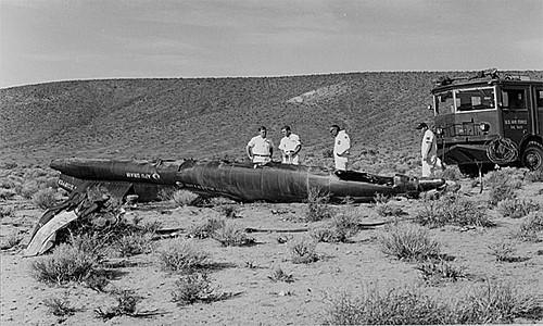 X-15 Fight, 15th November 1967