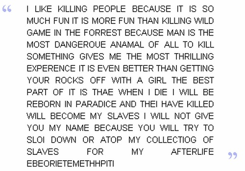 Zodiac Killer's Codes
