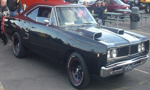 1970 Dodge Coronet RT 426 Hemi Convertible