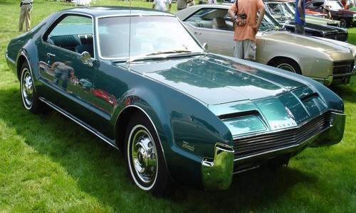1971 Oldsmobile Toronado