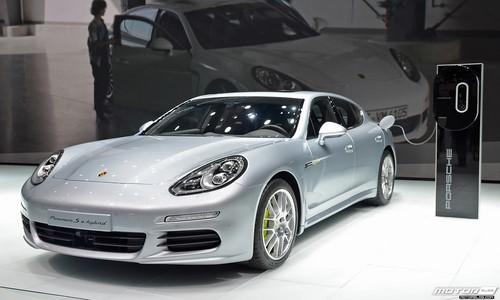 Porsche Panamera S e-hybrid (Plug-in)
