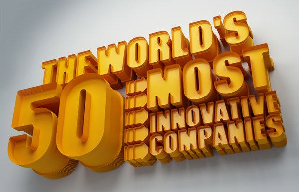 50 Most innovative companies
