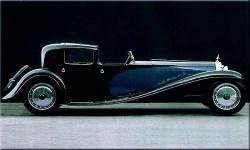 Bugatti Royale Berline de Voyage