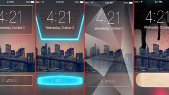 FancyLock - Lock Screen App for Apple