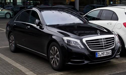 Mercedes-Benz S Class Hybrid