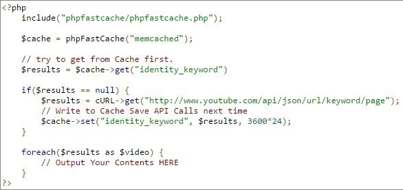 phpFastCache