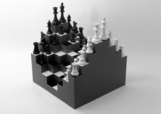 Creative and Luxuary Chess Sets