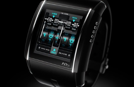 HD3 Slyde - Advanced Wrist Watches