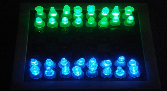 LED Chess