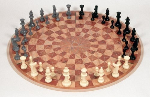 Round 3 Player Chess