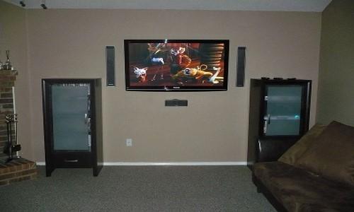 Wall Mounted TVs